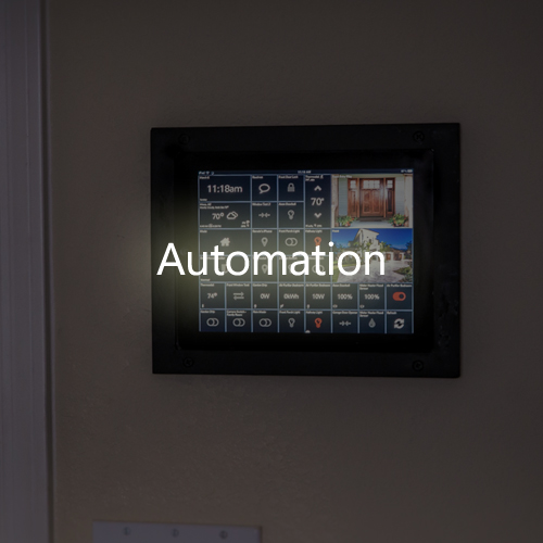 Automated Lighting & Living Control